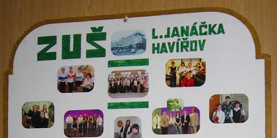 Absolventi - Školní rok 2005/2006 (tablo)