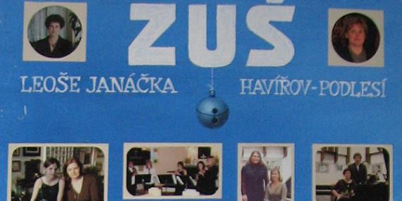 Absolventi - Školní rok 2008/2007 (tablo)