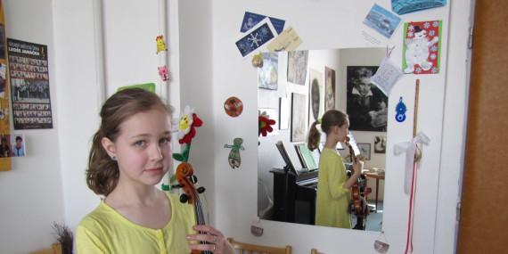Úspěchy smyčcového a kytarového oddělení v soutěžích