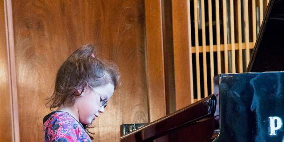 Vendulka Mikulová Na Mezinárodním klavírním festivalu