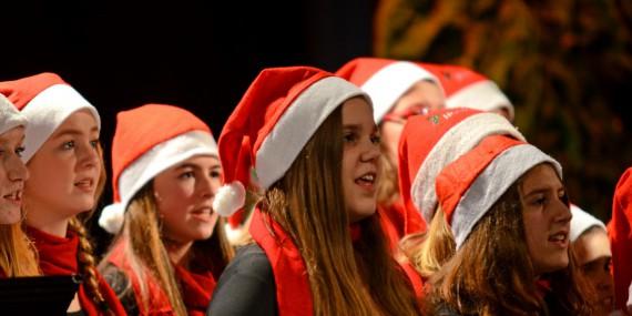 Foto z Vánočního koncertu