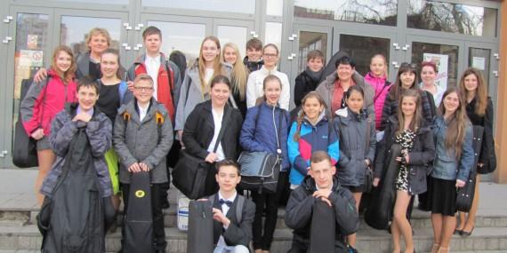 Úspěchy našich žáků v krajských kolech soutěží ZUŠ