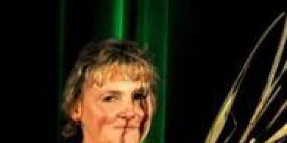 Ocenění za dlouhodobou nadstandardní pedagogickou činnost paní učitelce Janě Prefetové