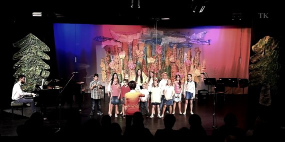 Jarní koncert 19.5.2015