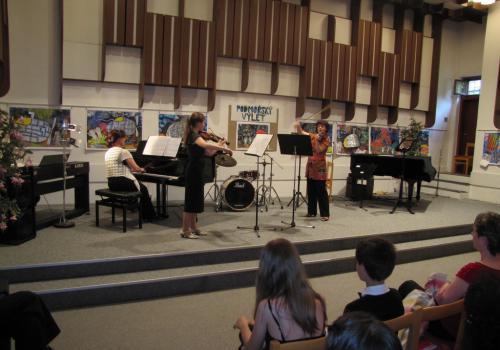 03.05.2012 - Absolventský koncert