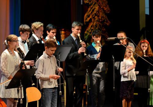 18.12.2014 - Vánoční koncert