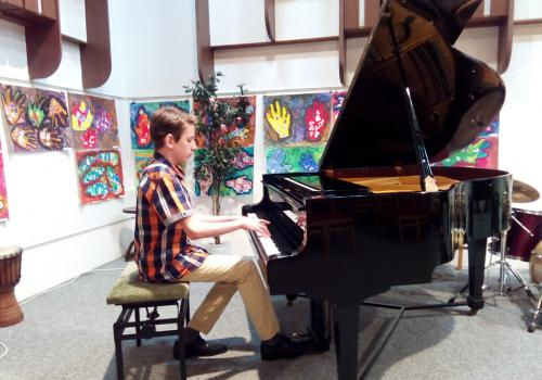 14.04.2015 - Absolventský koncert