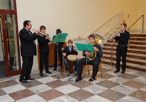 10.11.2015 - Slavnostní koncert k 25. výročí založení školy