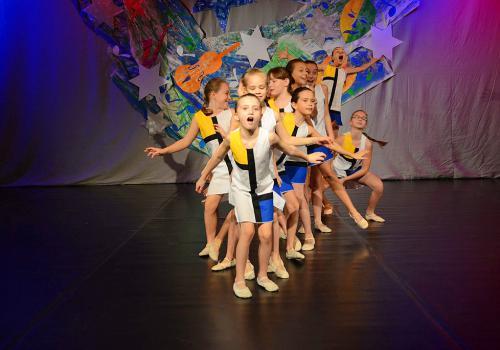 21.12.2015 - Vánoční taneční akademie