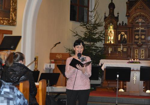 18.12.2015 - Vánoční koncert v kostele v Soběšovicích