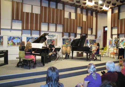 12.04.2012 - Absolventský koncert