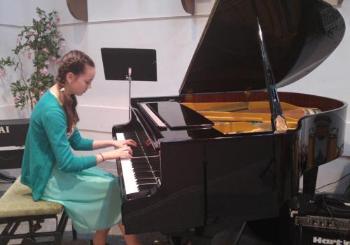 05.04.2016 - Absolventský koncert