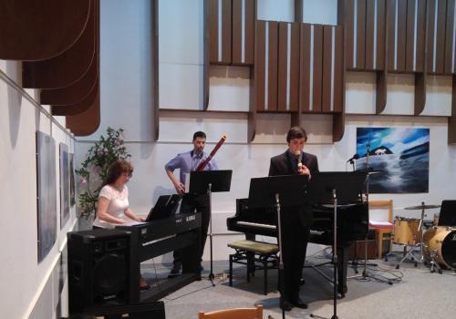 19.04.2016 - Absolventský koncert