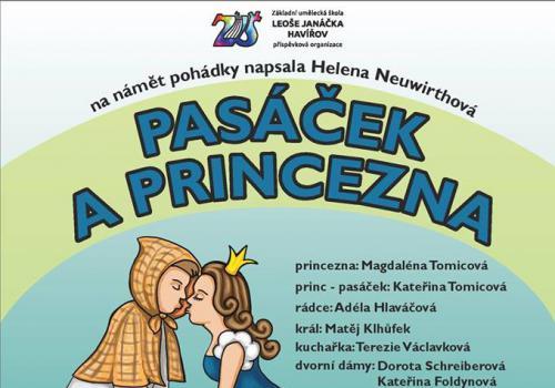 25.04.2019 - Pasáček a princezna