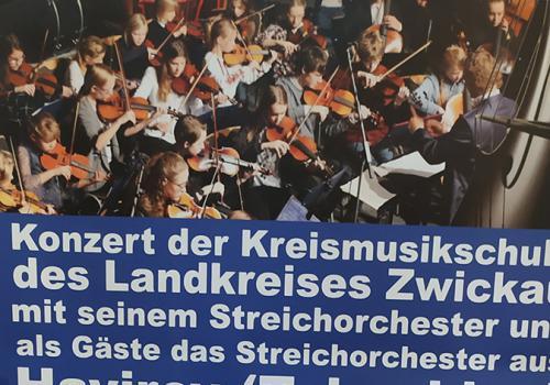 07. - 11.11.2019 -  Školní orchestr naší ZUŠ  vystoupil v Německu