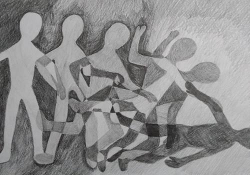 Tanečník v pohybu 2