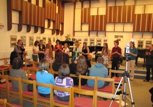 27.04.2011 - Absolventský koncert
