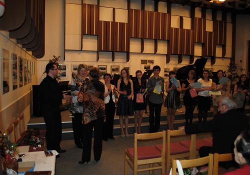 13.04.2011 - Absolventský koncert