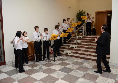 25.11.2010 - Koncert k 20. výročí založení školy