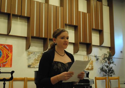 20.04.2010 - Absolventský koncert