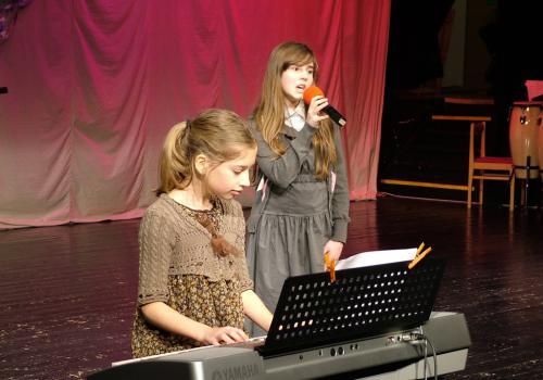 25.02.2010 - Jak se dělá představení