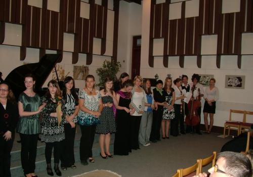 05.05.2009 - Absolventský koncert