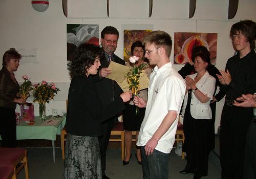 28.04.2009 - Absolventský koncert