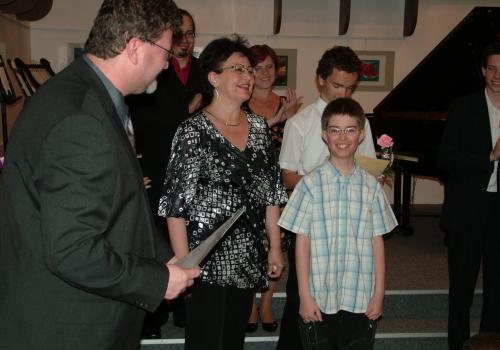 21.04.2009 - Absolventský koncert