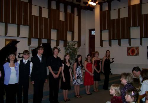 29.04.2008 - Absolvenstký koncert