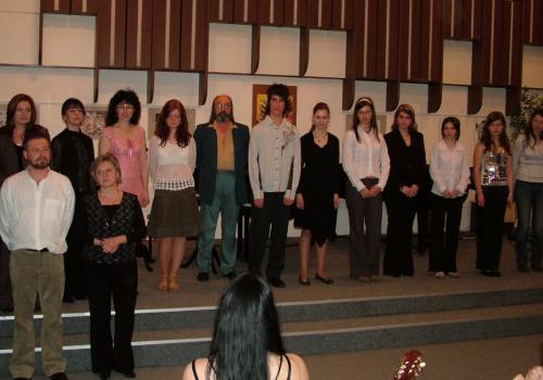 22.04.2008 - Absolvenstký koncert