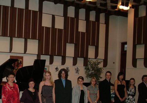 09.04.2008 - Absolvenstký koncert