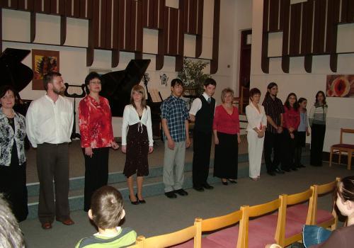 01.04.2008 - Absolvenstký koncert