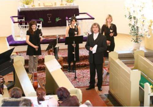 16.03.2008 - Absolvenstký koncert