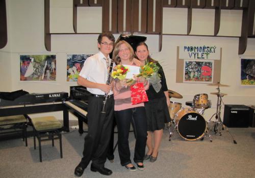 10.04.2013 - Absolventský koncert