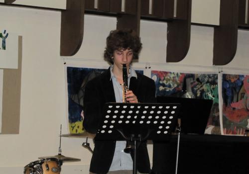 11.04.2013 - Absolventský koncert