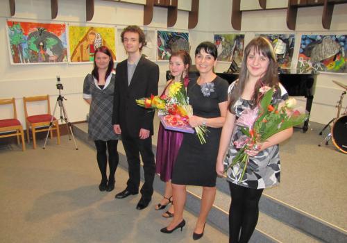 09.04.2013 - Absolventský koncert