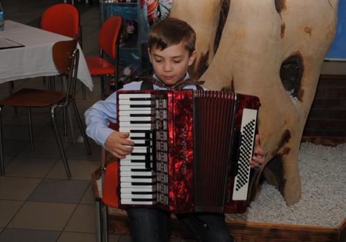 17.04.2013 - Koncert v Nemocnici s poliklinikou Havířov