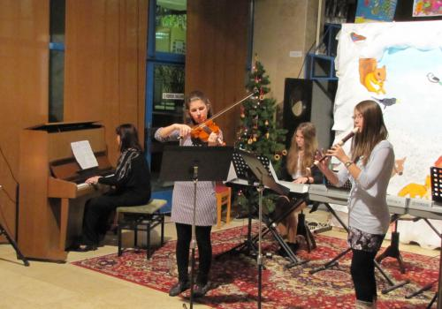 Vánoční koncerty