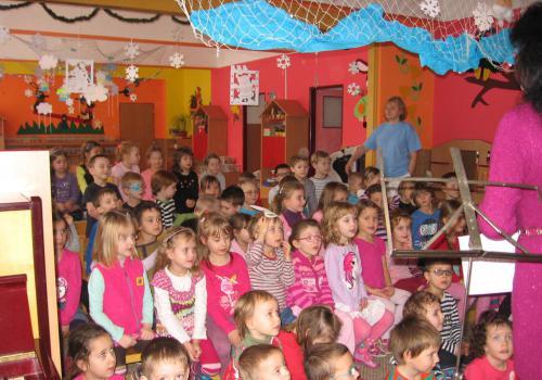 29.01.2014 - Koncert v MŠ E. Holuba